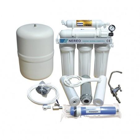 Osmosis inversa de 5 etapas NEREO - Hidro Water