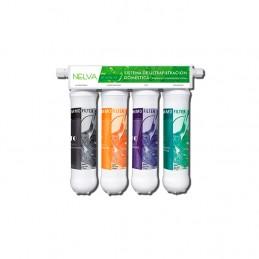 Sistema de ultrafiltración NELVA - Hidro Water
