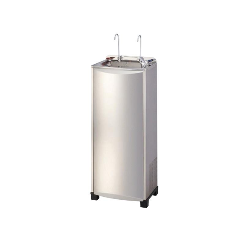 Fuente de agua fría con ósmosis invertida y bomba INOX