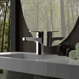 Grifo monomando para lavabo TITANIUM - RAMON SOLER