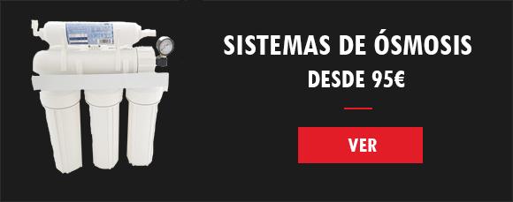 Sistemas para el tratamiento de aguas de su hogar.